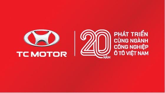 TC MOTOR - 20 năm phát triển cùng ngành công nghiệp ô tô Việt Nam ảnh 1