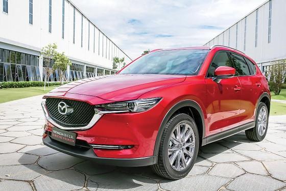Mazda CX-5 mới - Sản phẩm thế hệ 6.5 của Mazda đã chính thức ra mắt tại Việt Nam ảnh 1