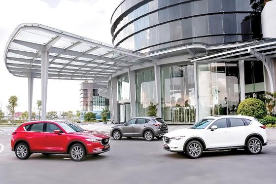 Mazda CX-5 mới - Sản phẩm thế hệ 6.5 của Mazda đã chính thức ra mắt tại Việt Nam ảnh 3
