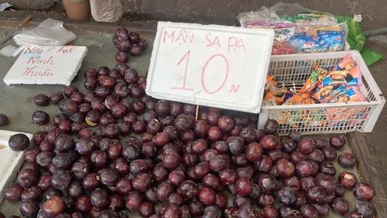 Cẩn trọng với trái cây giá rẻ ảnh 1
