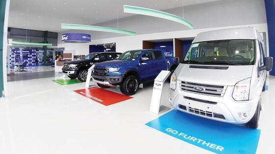 Ford Việt Nam khai trương đại lý Đà Lạt Ford, tích cực mở rộng mạng lưới dịch vụ khách hàng ảnh 1
