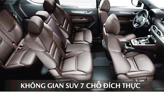 Mazda CX-8: Phiên bản mới tiếp nối thành công tại thị trường Việt Nam ảnh 1