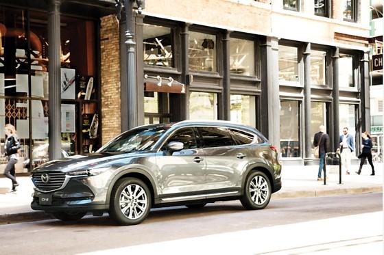 Mazda CX-8: Phiên bản mới tiếp nối thành công tại thị trường Việt Nam ảnh 2