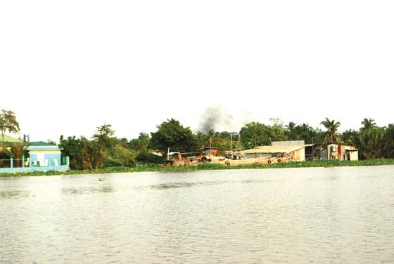 Cấp bách bảo vệ tài nguyên nước ảnh 1
