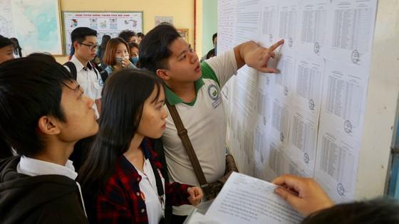 TPHCM: Hơn 78.000 thí sinh làm thủ tục dự thi THPT quốc gia năm 2018 ảnh 1