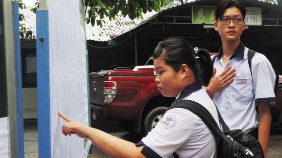 TPHCM: Không được thay đổi nguyện vọng sau khi có điểm chuẩn tuyển sinh lớp 10 ảnh 2