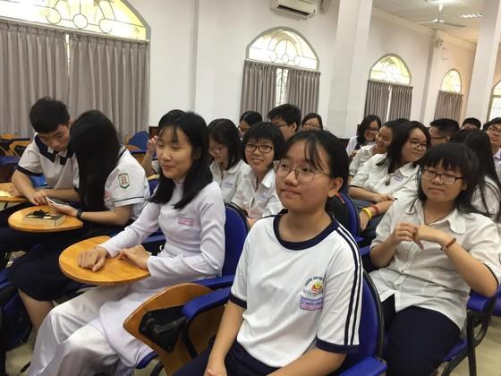TPHCM: 117 học sinh tham gia đội tuyển học sinh giỏi dự thi cấp quốc gia ảnh 1