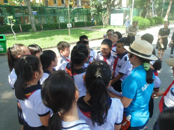 TPHCM tổ chức chương trình tiết học ngoài nhà trường bậc tiểu học ảnh 2