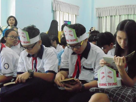 """Lan tỏa đam mê đọc sách với """"Lớn lên cùng sách"""" ảnh 3"""