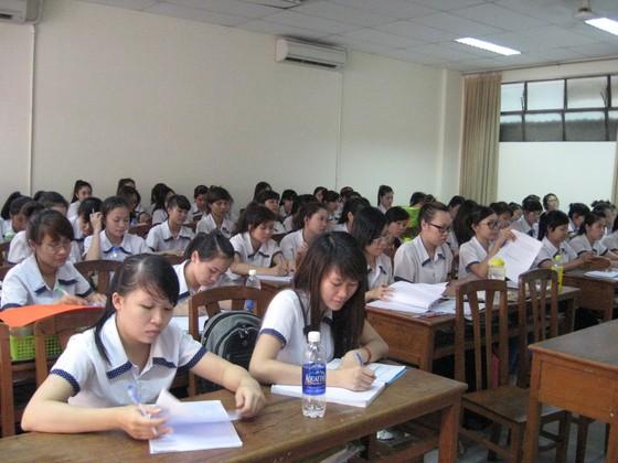 TPHCM dự kiến không công bố đề thi minh họa kỳ thi tuyển sinh vào lớp 10 ảnh 1