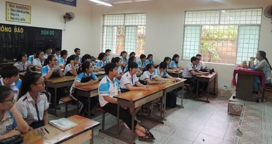 TPHCM: Thực hiện nghiêm công khai thông tin tại các cơ sở giáo dục ảnh 1