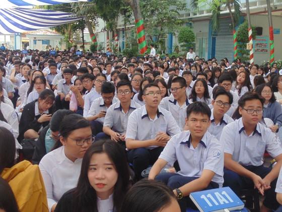 Học sinh TPHCM quyết tâm chống bạo lực học đường và dâm ô trẻ em ảnh 2