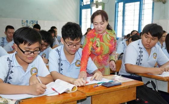 112 trường THPT công lập tại TPHCM tuyển 67.299 học sinh lớp 10 ảnh 1