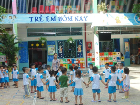 TPHCM: Lúng túng làm thủ tục thay đổi nhà đầu tư, chuyển địa điểm trường mầm non tư thục ảnh 1