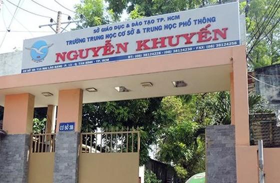 Trường THCS-THPT Nguyễn Khuyến có thêm cơ sở mới? ảnh 1