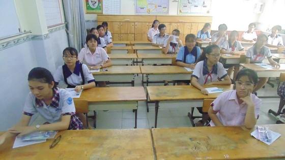 Hơn 80.000 thí sinh TPHCM bước vào môn thi đầu tiên kỳ thi tuyển sinh lớp 10 ảnh 5