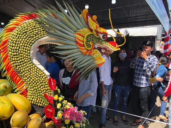 Khai mạc Ngày hội du lịch vườn trái cây Tân Lộc 2019 ảnh 6