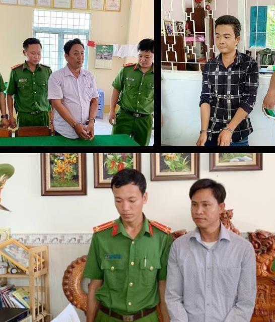 Trục lợi chính sách, thêm 3 cò đất ở Trà Vinh bị bắt ảnh 1