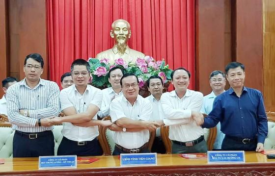 Cao tốc Trung Lương - Mỹ Thuận: Thống nhất ký phụ lục hợp đồng trên 12.000 tỷ ảnh 1