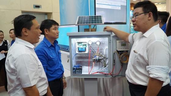 Khai mạc Tuần lễ Khoa học công nghệ và sáng tạo ngành cấp nước ảnh 1