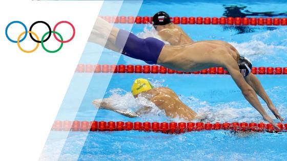 Nội dung tiếp sức của bơi sẽ có sự phối hợp nam-nữ tại Olympic 2020. Nguồn: tư liệu