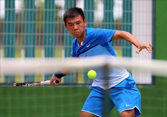 Hoàng Nam tiếp tục thi đấu tại Thái Lan. Nguồn: tư liệu