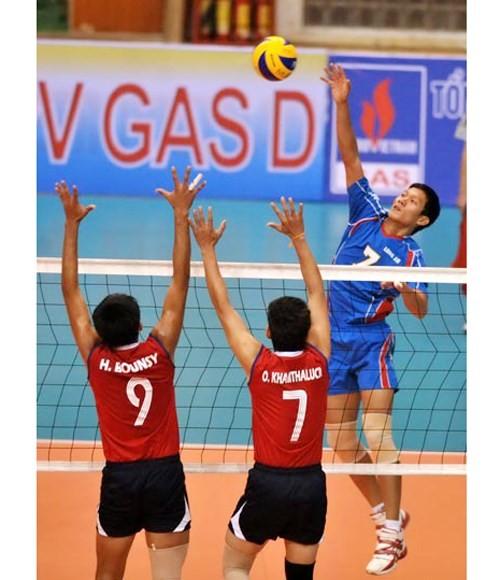 Lê Quang Khánh gặp chấn thương nên chưa rõ khả năng ra sân. Ảnh: DŨNG PHƯƠNG