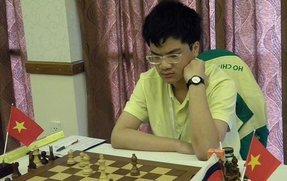 Nguyễn Anh Khôi có HCV cờ nhanh U16 thế giới. Nguồn:VNchess