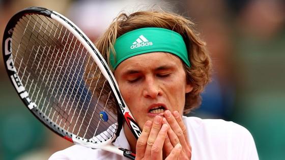 """So với nhiều người Đức, Alexander Zverev chỉ là tay vợt Đức """"nửa mùa"""""""