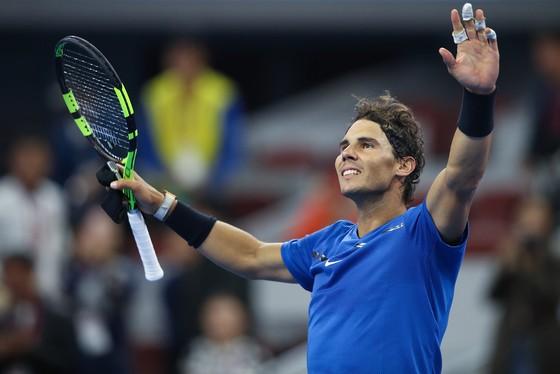 Nadal thắng trong trận đấu chính thức đầu tiên sau US Open