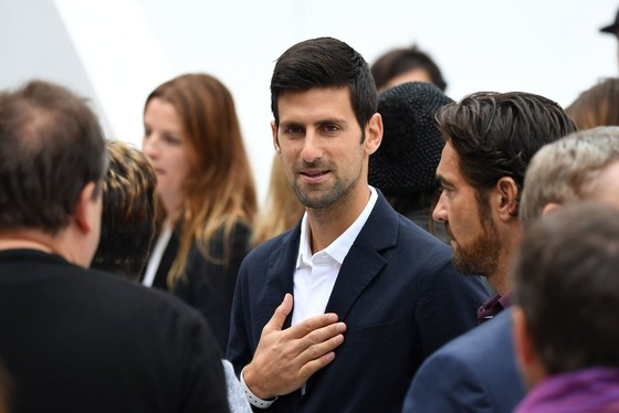 Moya tin rằng, Djokovic có cùng đẳng cấp với Federer va Nadal