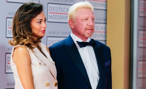 Boris Becker và người vợ thứ 2, Lilly Becker