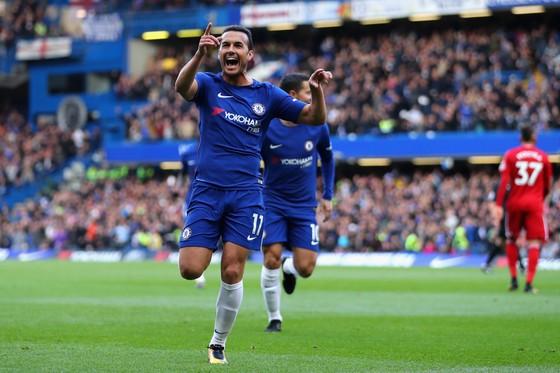 Pedro vẫn đang chơi rất hay trong màu áo của Chelsea