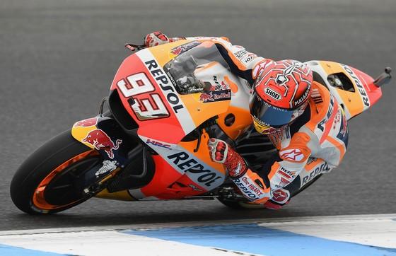 Marc Marquez giành chiến thắng ở Australian Grand Prix