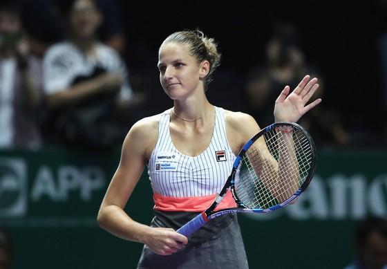 """Karolina Pliskova sớm giành vé vào vòng """"tứ đại mỹ nữ"""""""