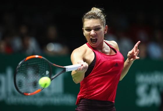 """Simona Halep đã để thua trận thứ 2 trên cương vị """"Nữ hoàng"""""""