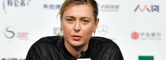 Sharapova đang bị điều tra về cáo buộc lừa đảo ở Ấn Độ