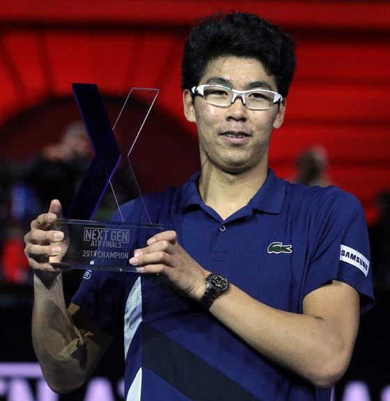 Hyeon Chung vô địch giải U21 ATP World Tour Finals