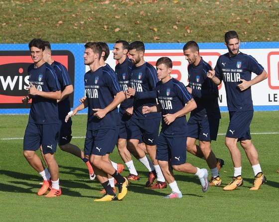 Đội tuyển Italia phải triệu tập nhiều gương mặt mới. Ảnh: Getty Images.