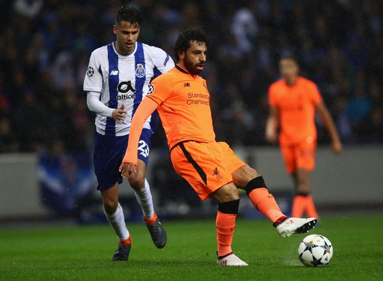 Mohamad Salah sẽ không được dưỡng sức khi Liverpool tiếp Porto.