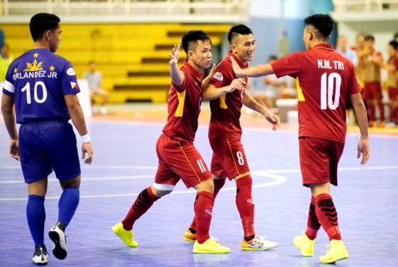 Việt Nam - Philippines 24-0: Trận thắng kỷ lục