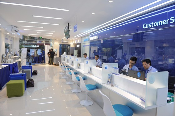 Samsung khai trương Trung tâm Trải nghiệm Giải pháp Doanh nghiệp lớn nhất Đông Nam Á tại TPHCM