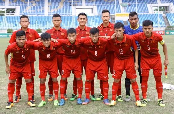 Đội U18 Việt Nam đã có chiến thắng thứ 3 liên tiếp tại giải. (Ảnh: VFF)