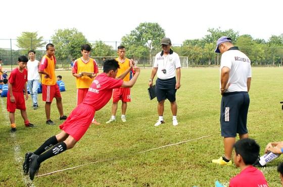Becamex Bình Dương xây dựng vững vàng hệ thống đào tạo trẻ