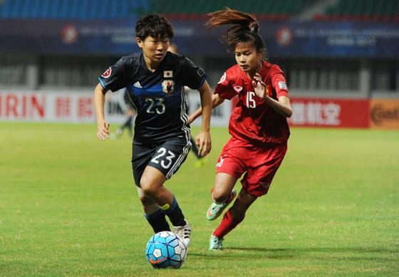 U19 Nữ Việt Nam thua đậm Nhật Bản 0-8