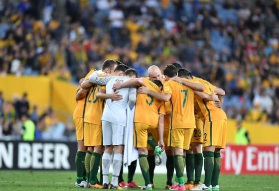 Australia quyết tâm lần thứ 4 tham dự VCK World Cup