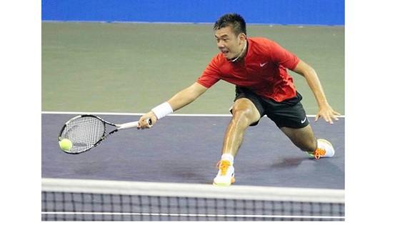 Giải quần vợt Men's Futures F2 Singapore 2017: Hoàng Nam bỏ cuộc vì sức khỏe
