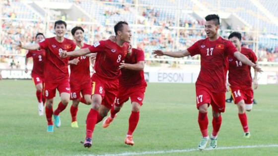 Đội tuyển Việt Nam tăng 5 bậc trên BXH FIFA tháng 6-2017