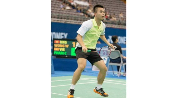 Tay vợt Phạm Cao Cường sẽ dự giải tại Mông Cổ.