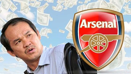 CLB Arsenal đã quyết định chia tay đội bóng của bầu Đức sau 10 năm gắn bó. Ảnh: T.L